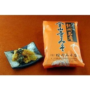 紀州湯浅 まるか金山寺みそ 1,000円袋|kakiuchimisoten