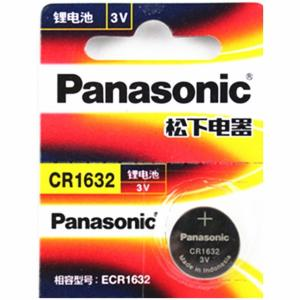 ■商品詳細  パナソニック Panasonic CR1632 3V リチウム電池 1個 並行輸入品 ...