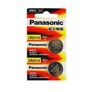 パナソニック Panasonic CR2016 3V リチウム電池 2個 並行輸入品  パナソニック...
