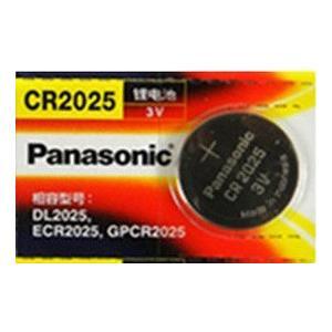 ■商品詳細  パナソニック Panasonic CR2025 3V リチウム電池 1個 並行輸入品 ...