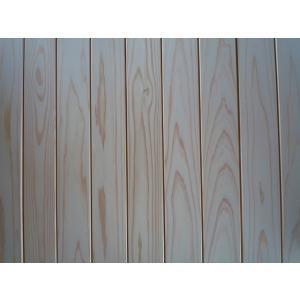 杉 壁板 無垢 白羽目板 2セット以上で5%OFF 内装木材 ホンザネV白 1900*105*10 サンダー仕上 34枚 2坪 お得セット|kakouita-teshima