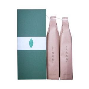 隠れ茶 熟成茶50g 2本箱入りセット|kakurecha