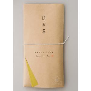 隠れ茶ティーバッグ 2.5g×15P入り|kakurecha