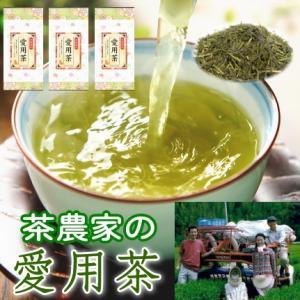 お茶 緑茶 煎茶 茶農家の愛用茶100g×2袋 お茶のカクト...