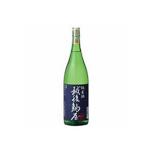越後麹屋 純米酒  1.8L