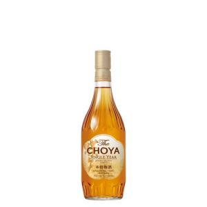 チョーヤ梅酒 The CHOYA Single Year (一年熟成)  720ML 1本