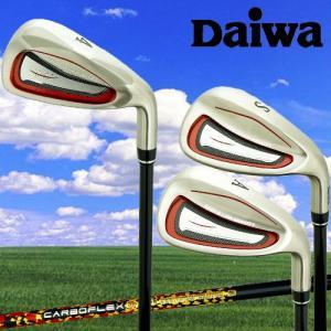 ダイワブレイド 単品アイアン#4、AW、SW「日経掲載」CARBOFLEX・TRカーボンシャフト「DAIWA BLADE」|kakuyasugolf
