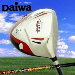 ダイワブレイドチタンドライバー「日経掲載」CARBOFLEX・TRカーボンシャフト「DAIWA BLADE」 送料無料|kakuyasugolf