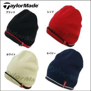 Taylor made テーラーメイド リバーシブル ニットキャップ CA2F301