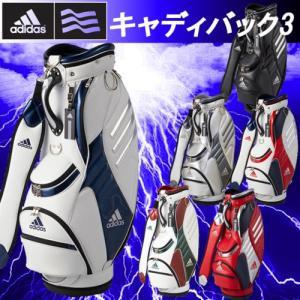 2016モデル adidas アディダス キャディバック3 日本正規品 AWS17 |kakuyasugolf