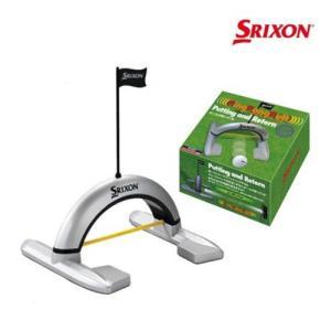 ダンロップ DUNLOP スリクソン SRIXONピンポンパット パター練習用品GGF-35206