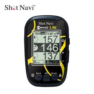 Shot Navi ショットナビ シンプル&コンパクト GPSゴルフナビ NEO2Lite ネオ2ラ...