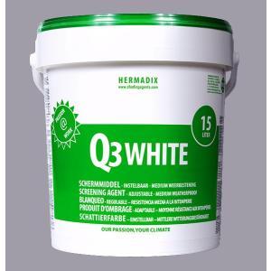 遮光剤 Q3ホワイト 15L 白色遮光剤