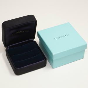 TIFFANY&Co. ティファニー ペアリング用 ケース(箱)|kaleid