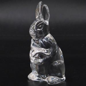 Baccarat バカラ 干支 ウサギ 兎 うさぎ 卯年 置物|kaleid