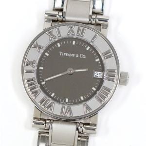 TIFFANY&Co. ティファニー アトラス SS レディース クォーツ