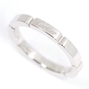Cartier カルティエ マイヨンパンテール リング 750WG (K18WG) #51(約11号)|kaleid
