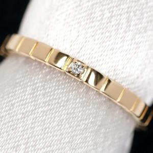 VENDOME ヴァンドーム青山 ダイヤモンド1P K18PG ピンクゴールド 35周年記念 11号|kaleid