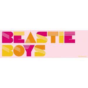 BEASTIE BOYS /  ビースティーボーイズ - Disco Logo / ステッカー kaltz