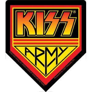 KISS / キッス - Kiss Army / ステッカー kaltz