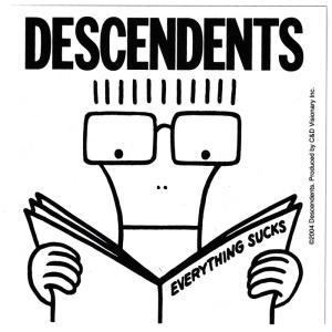 DESCENDENTS / ディセンデンツ - Everything Sucks/ステッカー kaltz