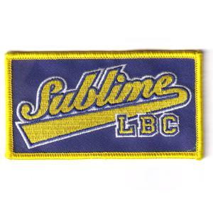 SUBLIME / サブライム - LBC PATCH / ワッペン|kaltz