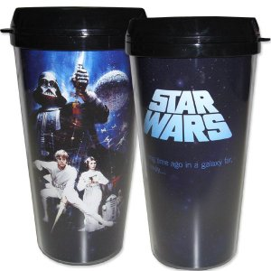 STAR WARS / スターウォーズ - Star Wars 16oz Plastic Travel Mug タンブラー|kaltz
