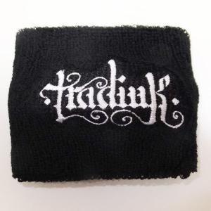 TRADINK RECORDS / トラッドインク・レコーズ - LOGO / BLACK リストバンド kaltz