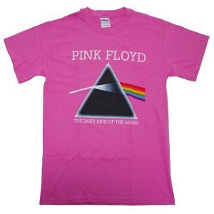 PINK FLOYD / ピンクフロイド - THE DARK SIDE OF THE MOON / Pink Tシャツ(Sサイズ)|kaltz