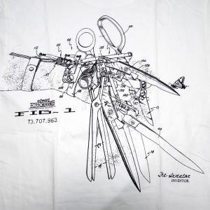 Edward Scissorhands / シザーハンズ - FIG-1 / White Tシャツ(Sサイズ)|kaltz|02