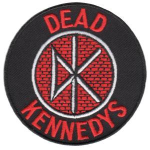 DEAD KENNEDYS / デッドケネディーズ - LOGO PATCH /  ワッペン|kaltz