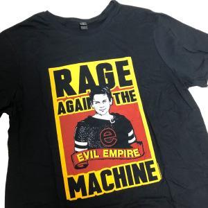 Rage Against the Machine / レイジ・アゲインスト・ザ・マシーン - EVIL EMPIRE / Black Tシャツ(XLサイズ)|kaltz|02