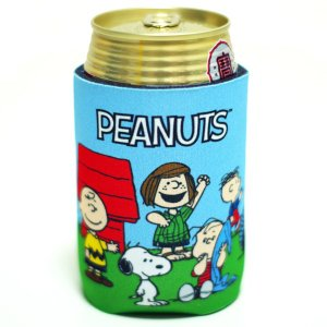 Peanuts / スヌーピー - SNOOPY CAST CAN COOLER / 缶クージー|kaltz