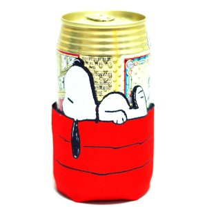 Peanuts / スヌーピー - SNOOPY DOG HOUSE CAN COOLER / 缶クージー|kaltz
