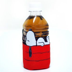 Peanuts / スヌーピー - SNOOPY DOG HOUSE CAN COOLER / 缶クージー kaltz 04
