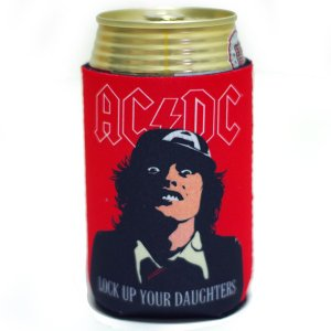 AC/DC / エーシーディーシー - Lock Up Your Daughters CAN COOLER / 缶クージー|kaltz