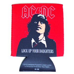 AC/DC / エーシーディーシー - Lock Up Your Daughters CAN COOLER / 缶クージー|kaltz|02