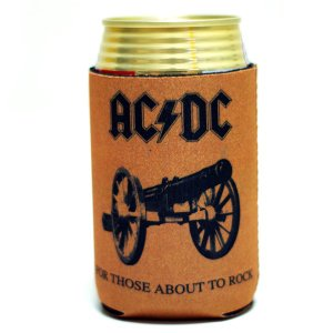 AC/DC / エーシーディーシー - For Those About To Rock CAN COOLER / 缶クージー|kaltz