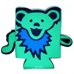 GRATEFUL DEAD / グレイトフルデッド - DANCING BEAR ARMS / 缶クージー|kaltz|02