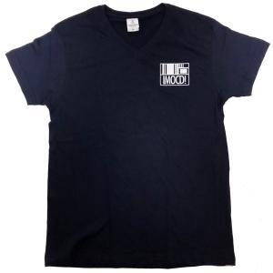 IMOCD! ロゴV-NECK Tシャツ/ネイビー|kaltz