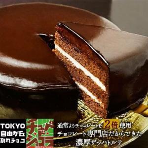 情熱と誘惑のザッハトルテ 割れチョコ専門店 チョコレートケー...