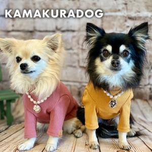 【犬の首輪】【犬 首輪】【猫の首輪】おでかけネックレス|kamakuradog