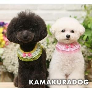 【鎌倉DOG】【犬猫 スカーフ】プティリボンスカーフ|kamakuradog