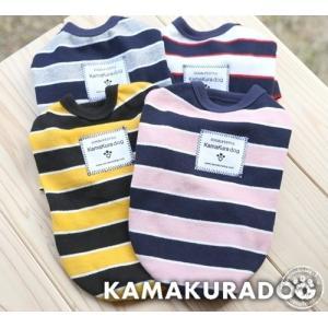 【鎌倉DOG】【犬の服】スプリットシャツ kamakuradog