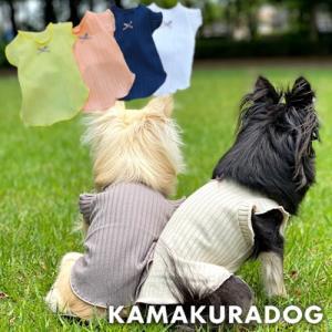 【鎌倉DOG】【犬の服】ハルシャツ|kamakuradog