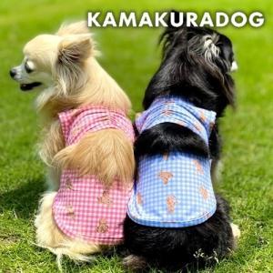 【犬の服】くまちゃんバカンスウェア|kamakuradog