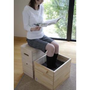 """セラミックスのプロが開発製造した本物の高機能セラミックスを使用した""""濡れない足湯をお勧めします。  ..."""