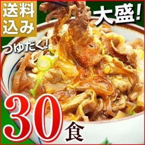 牛丼の具 冷凍 牛丼の素 日東ベストの牛丼DX 業務用 冷凍食品 185g入を30パック|kamasho