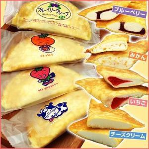 ★学校給食クレープアイス4種セット|kamasho