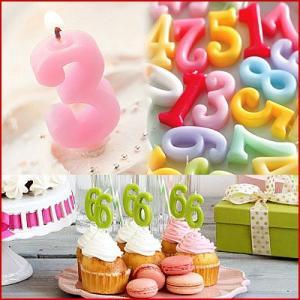 ナンバーキャンドル 数字キャンドル ロウソク ローソク 誕生日ケーキ バースデーケーキ 結婚記念日 1歳 2歳 3歳 成人式 還暦 お祝い 1種お選びください|kamasho|02
